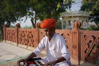 Hindus w turbanie