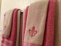 Kolorowe ręczniki
